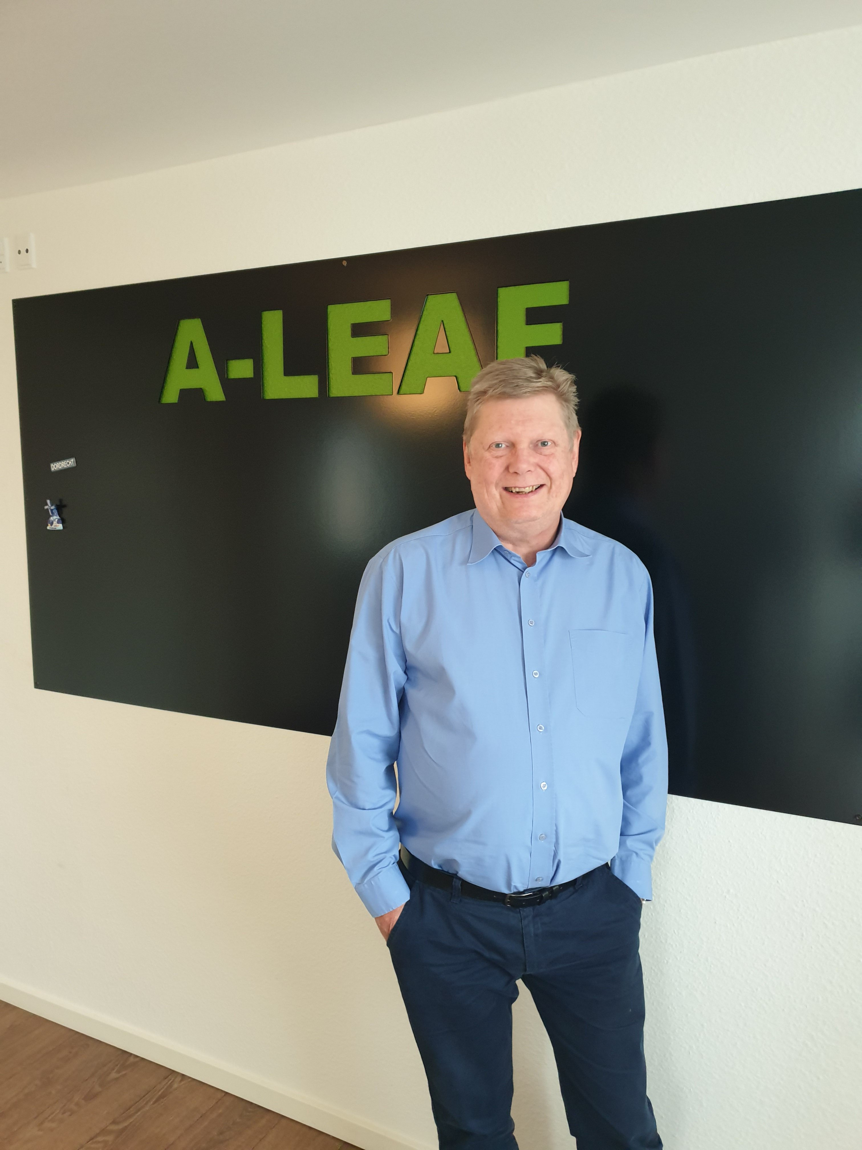 New member to the A-LEAF Team!