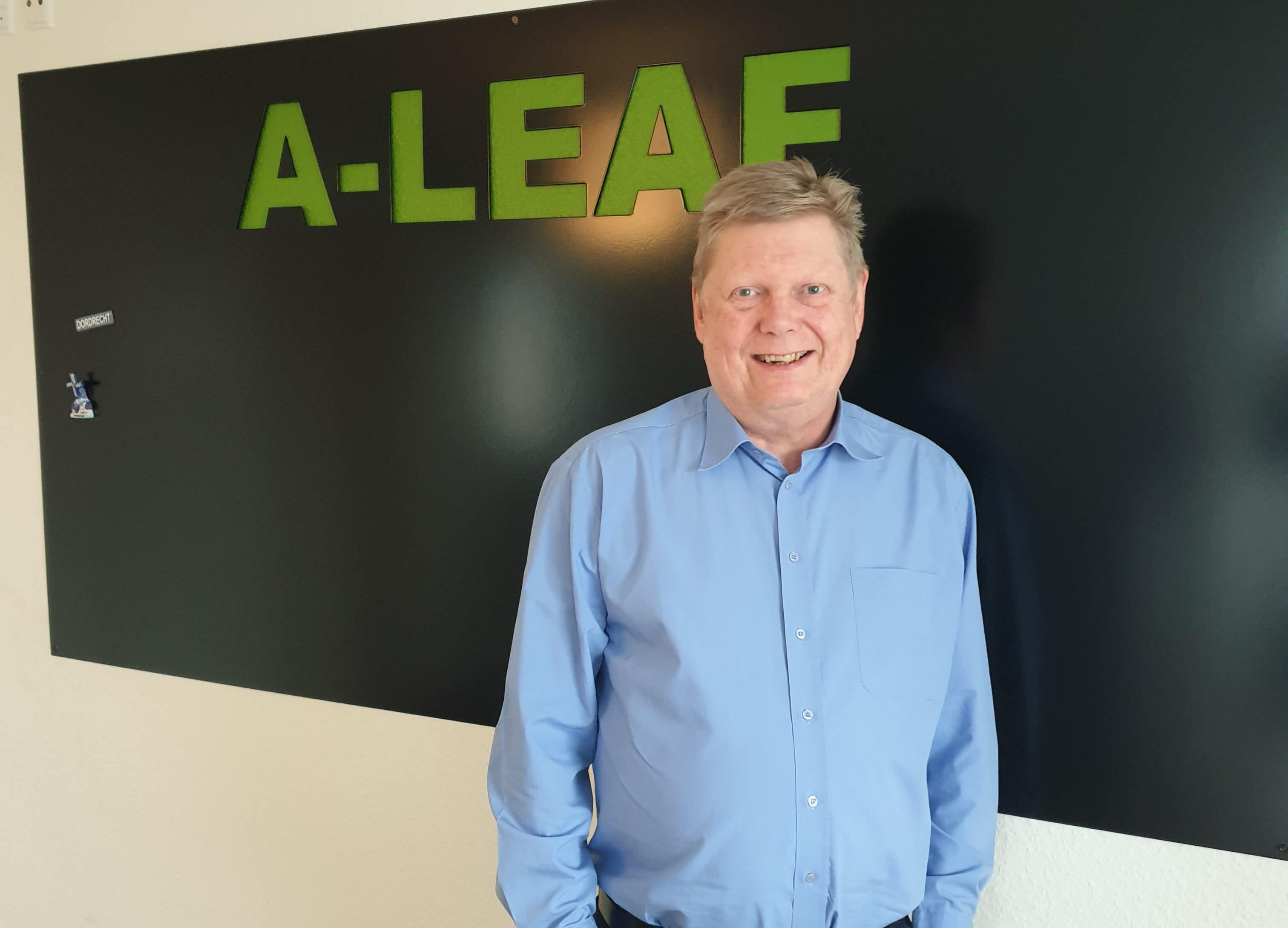 New Sales Manager to the A-LEAF Team!